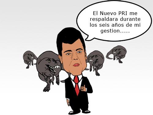 Peña Nieto y el nuevo PRI