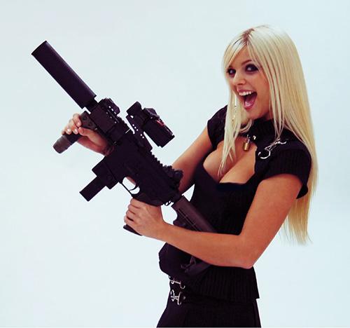 Armas... otro vicio Norteamericano