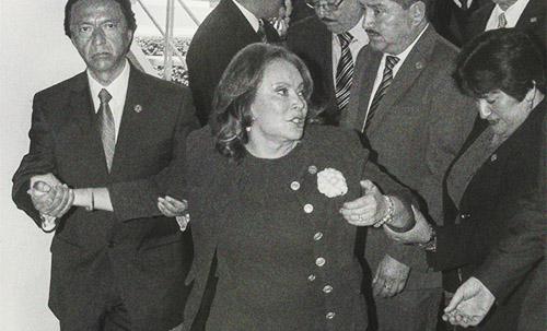 Elba Esther Gordillo Arrestada