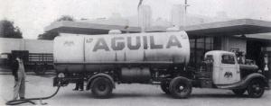 Pipa de gasolina 1930's