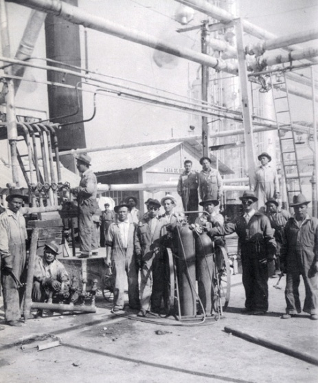 Trabajadores Petroleros 1930's