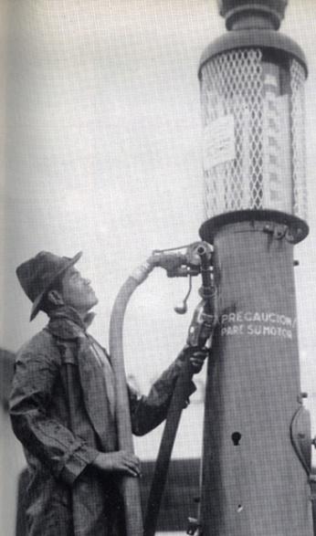 Bomba de Gas 1930's