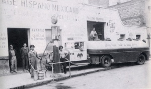 Gasolinera 1930's