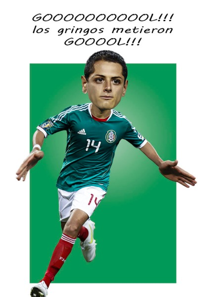 Chicharito Hernandez