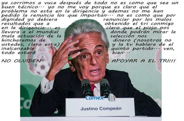 Justino Compeán