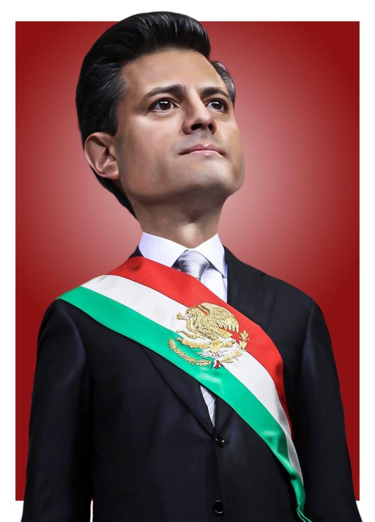 """Enrique Peña Nieto """"El Copeton de Atlacomulco"""""""
