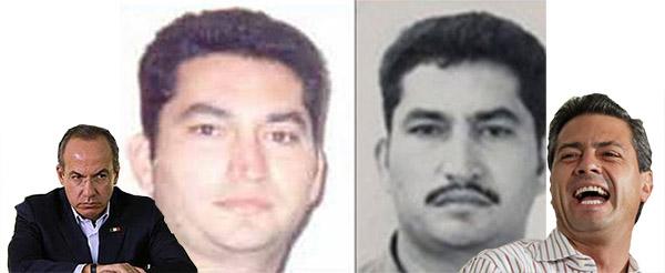 El Chayo. La burla de Calderon, el logro de Peña Nieto.